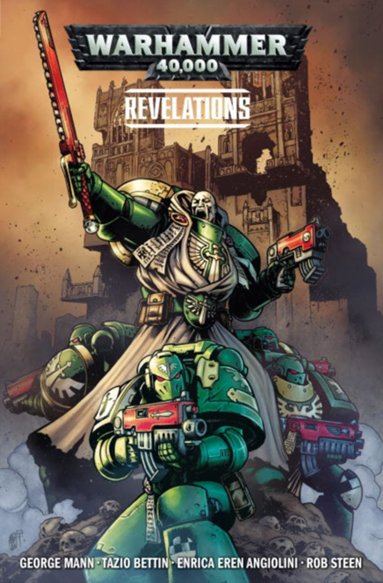 Warhammer 40,000 Vol. 2: Revelations dave zilko irrational persistence seven secrets that turned a bankrupt startup into a $231 000 000 business
