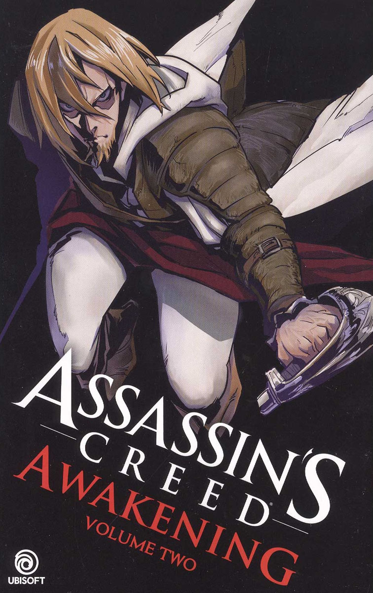 Assassin's Creed Awakening: Volume 2 guin saga manga book two