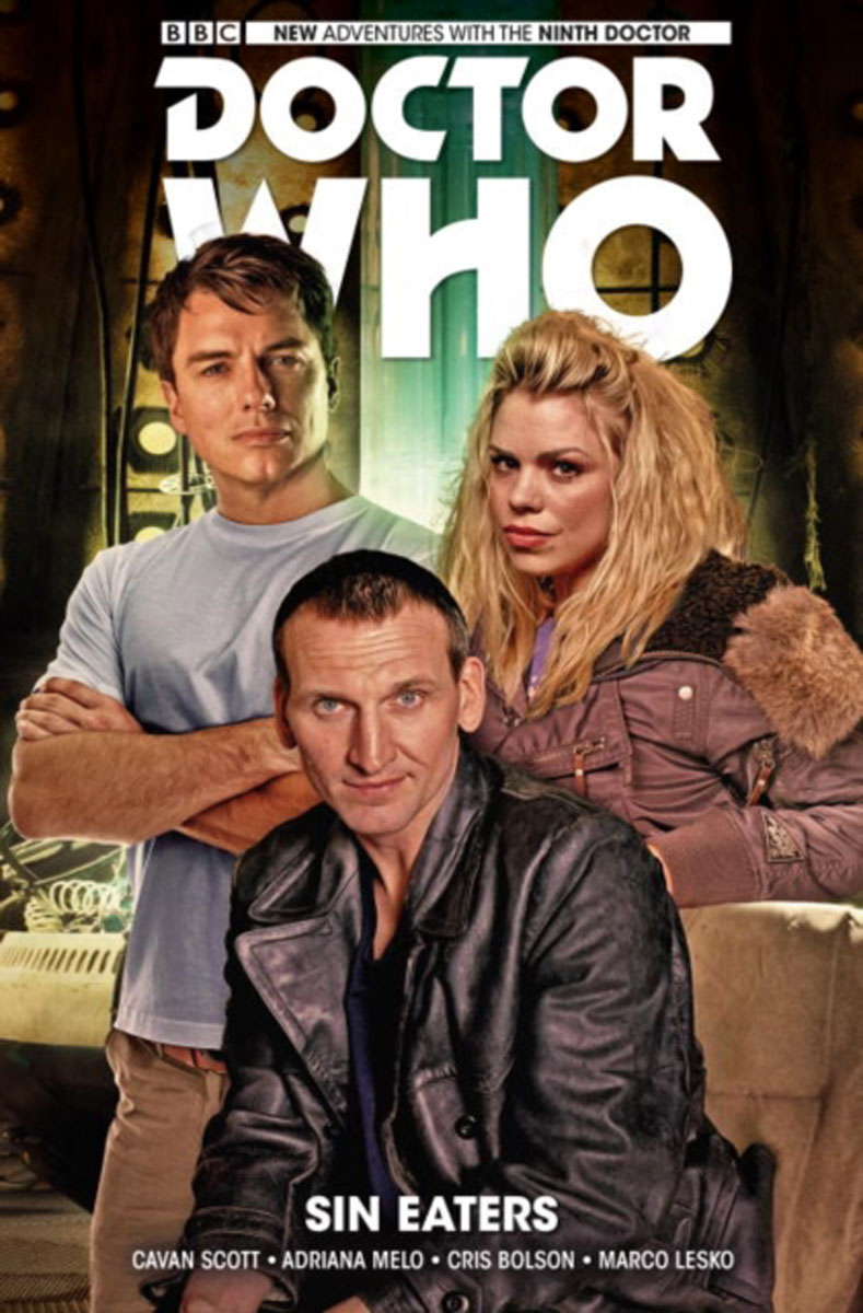 Doctor Who. The Ninth Doctor. Volume 4. Sin Eaters picky eaters