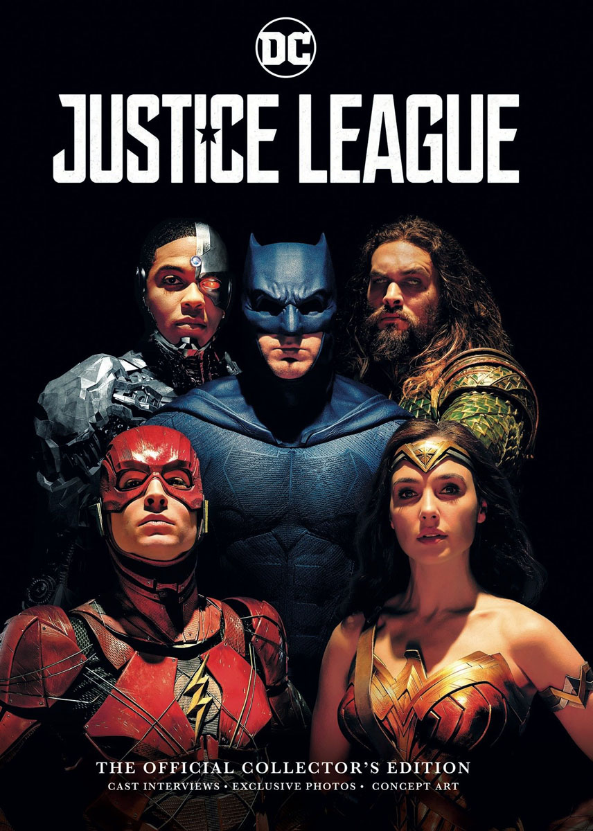 Justice League Collectors Edition urban infrastructure for solid waste management