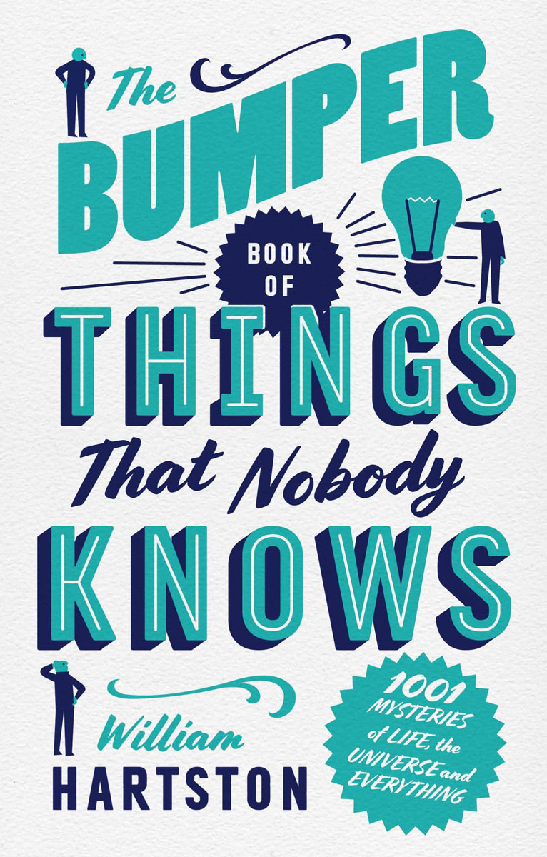 The Bumper Book of Things That Nobody Knows wilbur s book of things that go