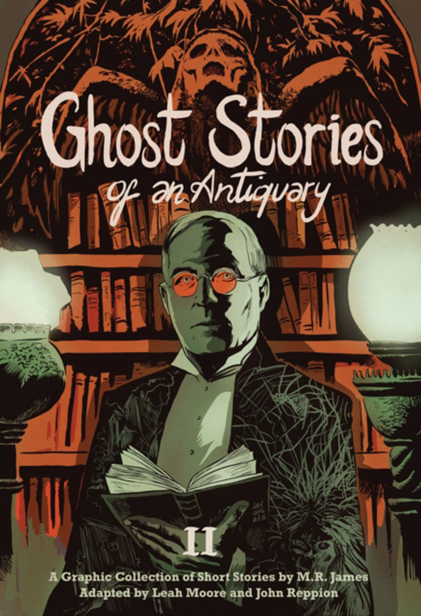 Ghost Stories of an Antiquary, Vol. 2 crusade vol 3 the master of machines