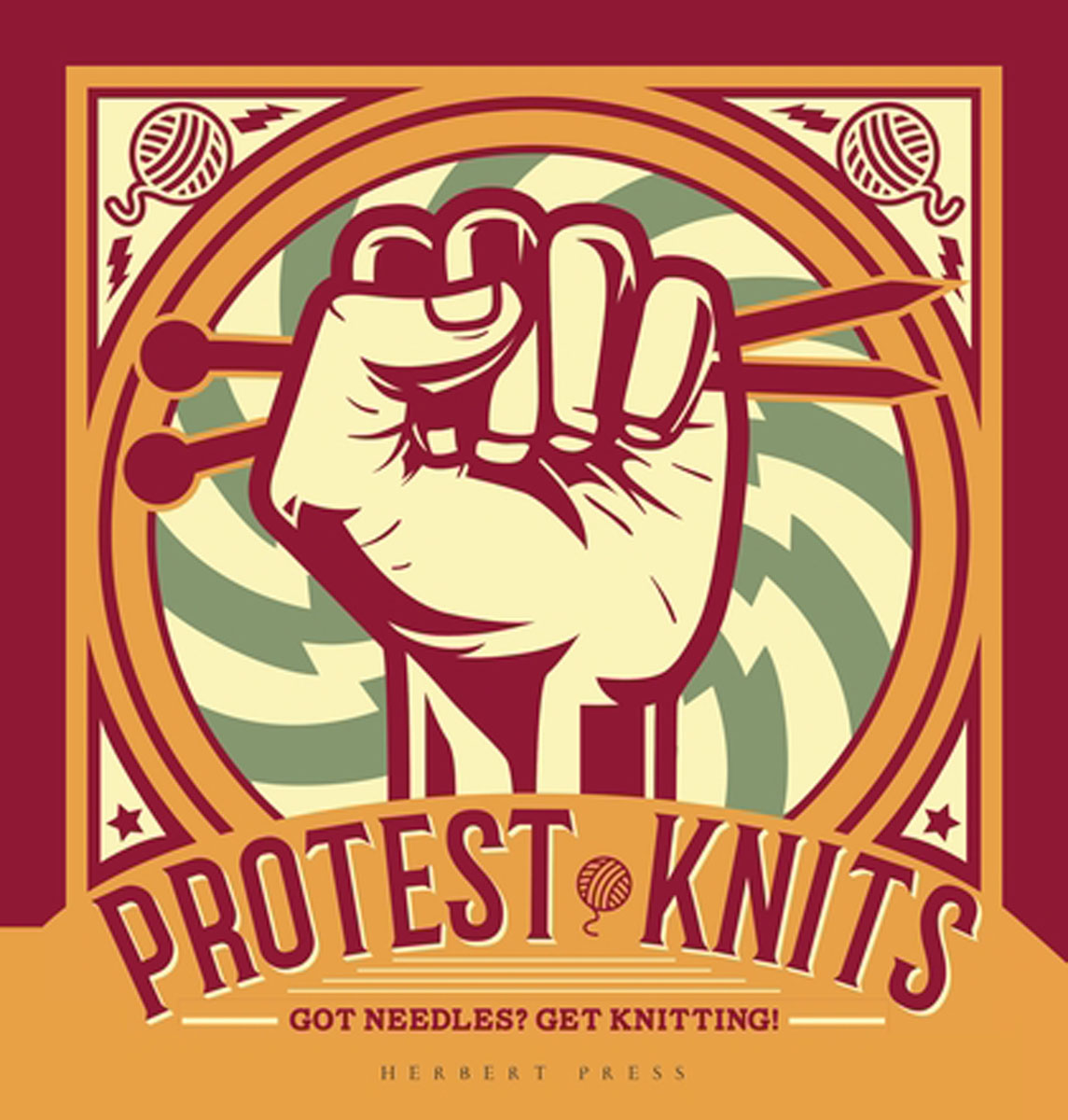 Protest Knits a cat a hat and a piece of string