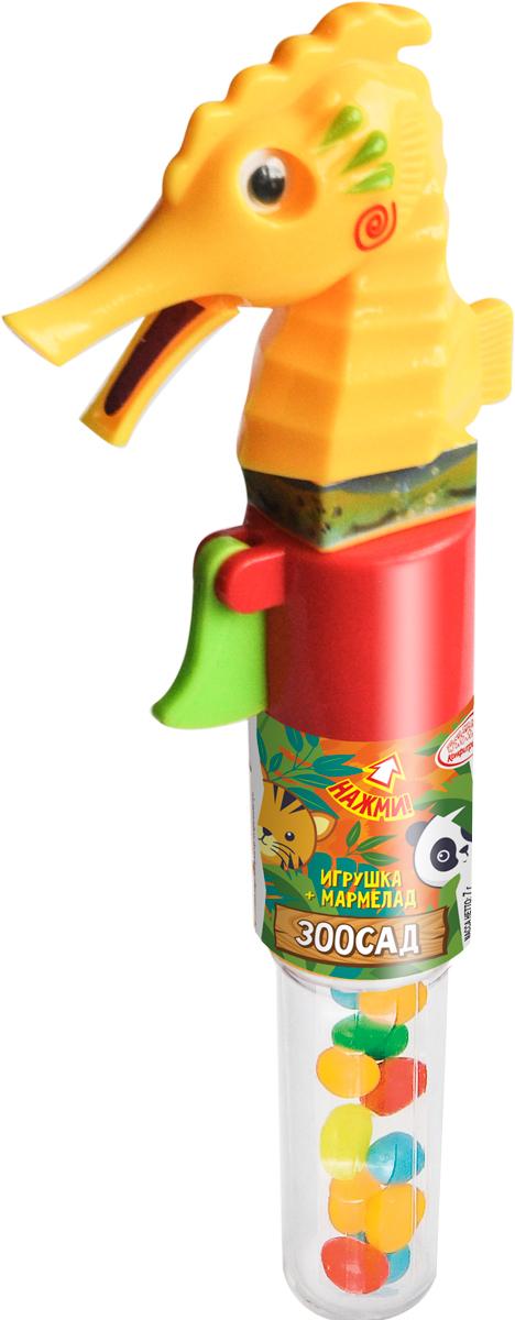 Конфитрейд мармелад в тубе с игрушкой, 7 г очаровашка морская фея фруктовый мармелад с игрушкой 10 г