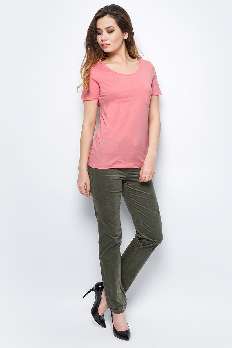 Майка жен United Colors of Benetton, цвет: розовый. 3I97E1F45_04N. Размер L (46/48)3I97E1F45_04N