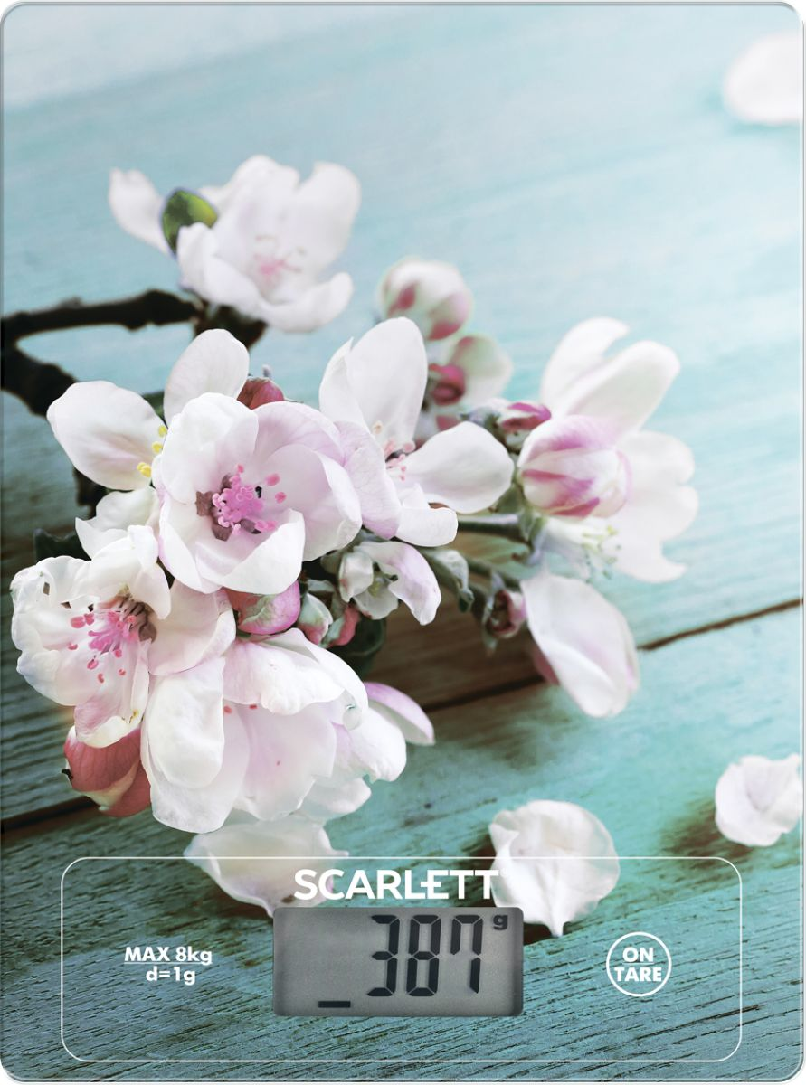 Scarlett SC-KS57P20 кухонные весы - Кухонные весы