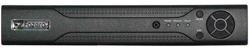 Fazera FZ-08N01 сетевой видеорегистратор fazera fz 04n01 сетевой видеорегистратор