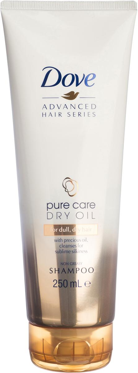 Dove Advanced Hair Series Шампунь Преображающий уход, 250 мл21188195Драгоценные масла способны сделать волосы более шелковистыми и блестящими безутяжеления и ощущения жирности. Линия Dove Преображающий уход содержит живительныйкомплекс с маслом африканской макадамии, который глубоко питает волосы, даря им глянцевыйблеск и делая в 5 раз более мягкими* и шелковистыми. Шампунь Dove Преображающий уход наоснове масла африканской макадамии мягко очищает волосы и возвращает им первозданнуюкрасоту и сияние без утяжеления. Наслаждайтесь сияющими, мягкими и невесомыми локонамикаждый день! *тест на влажных волосах с использованием шампуня и крема-ополаскивателя по сравнению с некондиционирующим шампунем