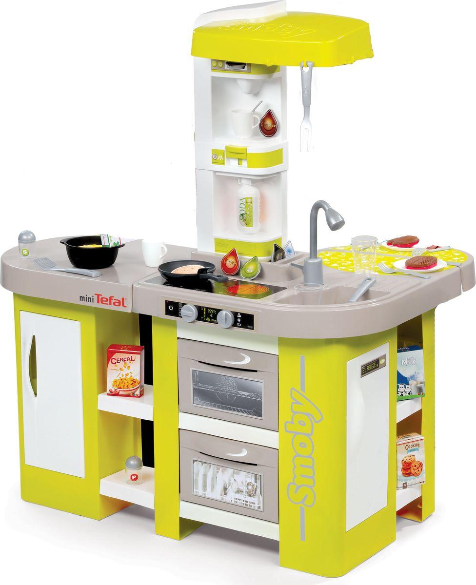 Smoby Игровой набор Кухня Tefal Studio XL smoby игрушка блендер tefal smoby