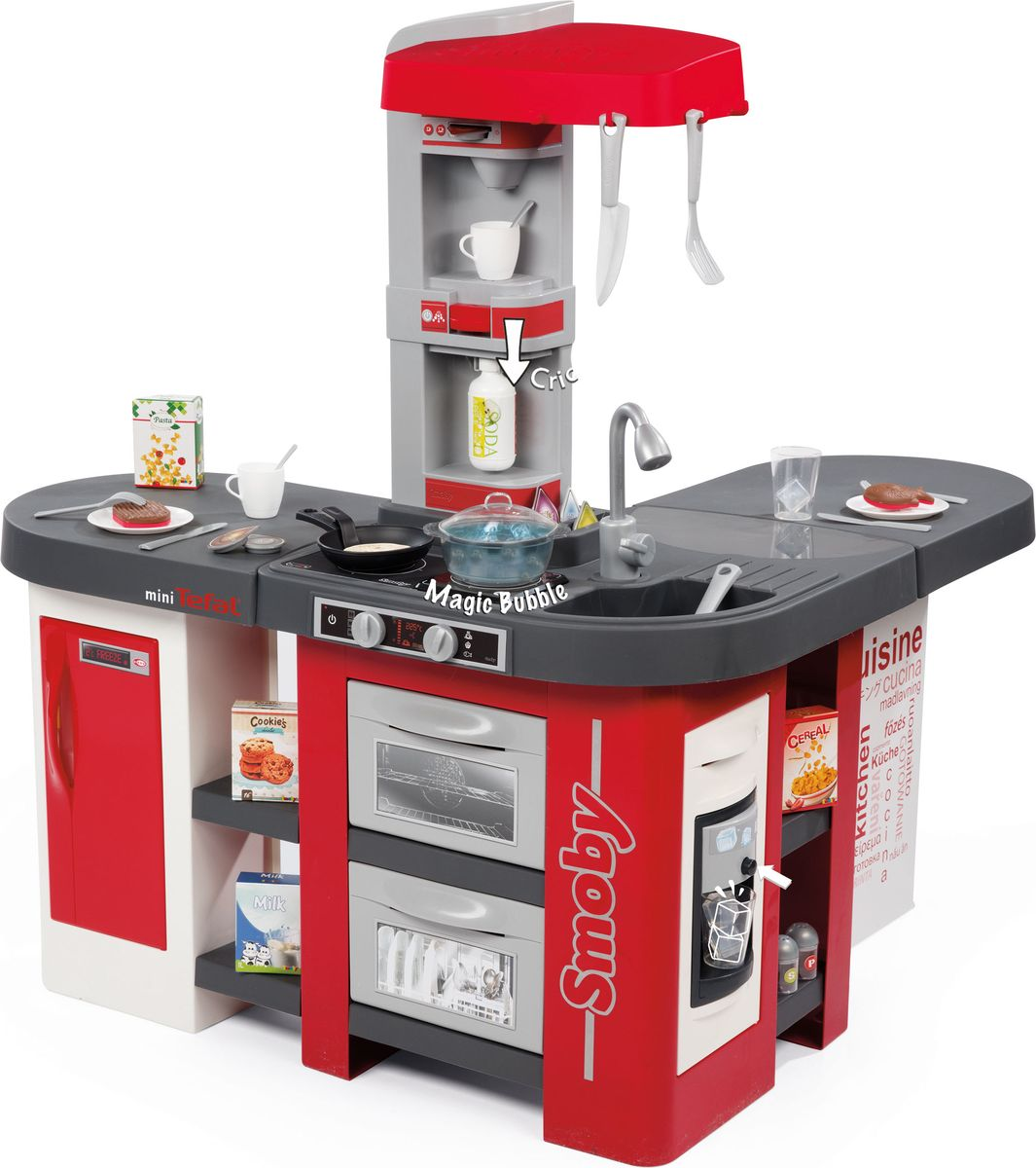 Smoby Игровой набор Кухня Tefal Studio XXL