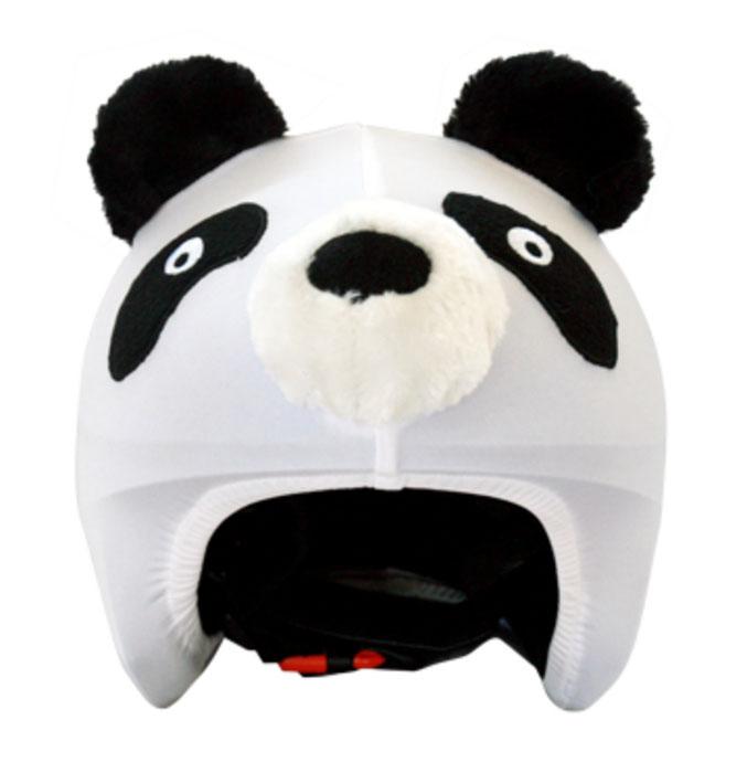 Нашлемник CoolCasc Panda Bear. Панда, цвет: черный, белыйУТ-00007754Стильный нашлемник CoolCasc для спортивного шлема предназначен для занятий спортом (сноуборд, горные лыжи, велосипед) и развлечений. Легко надевается, защищает шлем от царапин. Размер - универсальный.Нашлемник CoolCasc поможет подчеркнуть вашу индивидуальность и выделит среди окружающих. Состав: 83% нейлон, 17% спандекс. Что взять с собой на горнолыжную прогулку: рассказывают эксперты. Статья OZON Гид