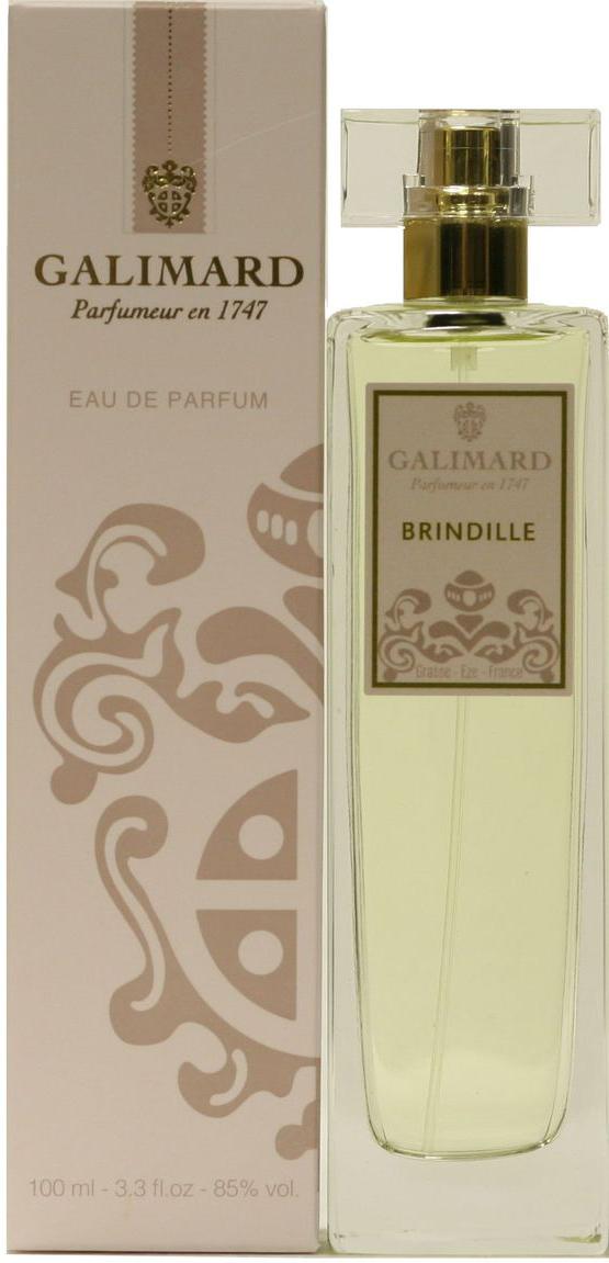 Galimard Brindille Парфюмерная вода женская, 100 млgbr100pДеликатный и нежный аромат розы и ландыша сливается в гармонии с цветочным сердцем из жасмина и сирени и дополняется теплой основой из иланг-иланга и белого мускуса.
