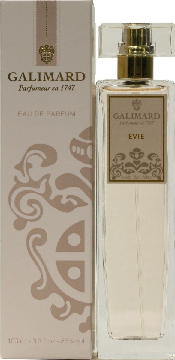 Galimard Evie Парфюмерная вода женская, 100 млgev100pТрогательный, нежно фруктовый аромат, обрамленный прелестным цветочным букетом из элегантных лилий и блестящих роз. Основа состоит из белого мускуса, смешанного со вкусной ванилью и чувственной амброй.