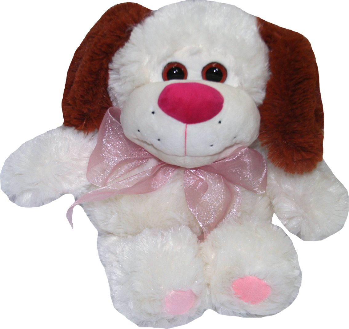СмолТойс Мягкая игрушка Собачка 45 см 1889/МЛ/45 игрушка антистресс смолтойс миша 45 см