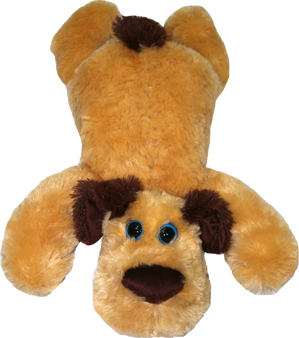 СмолТойс Мягкая игрушка Дворняжка Тузик 58 см 2323/БЖ/58 мягкая игрушка dreamworks король джулиан 58 см