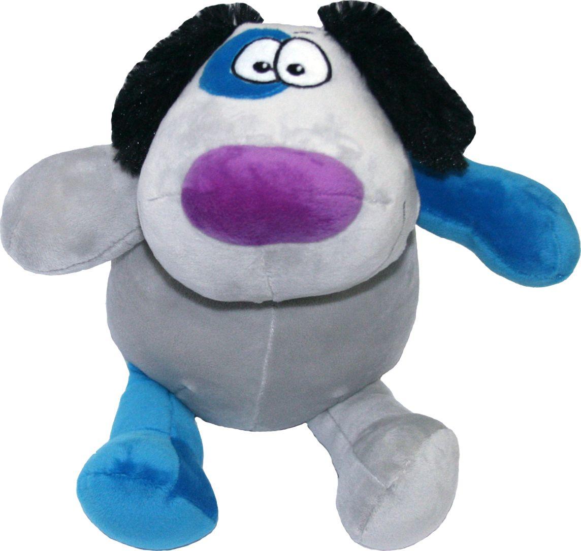 СмолТойс Мягкая игрушка Пес Егорка 35 см 2333/СР/35 игрушка