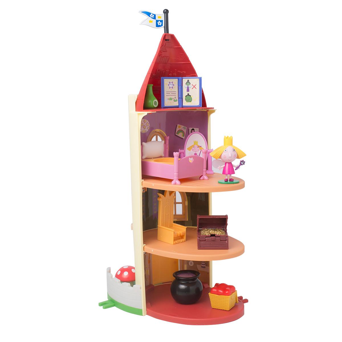 Бен и Холли Игровой набор Замок Холли - Игровые наборы
