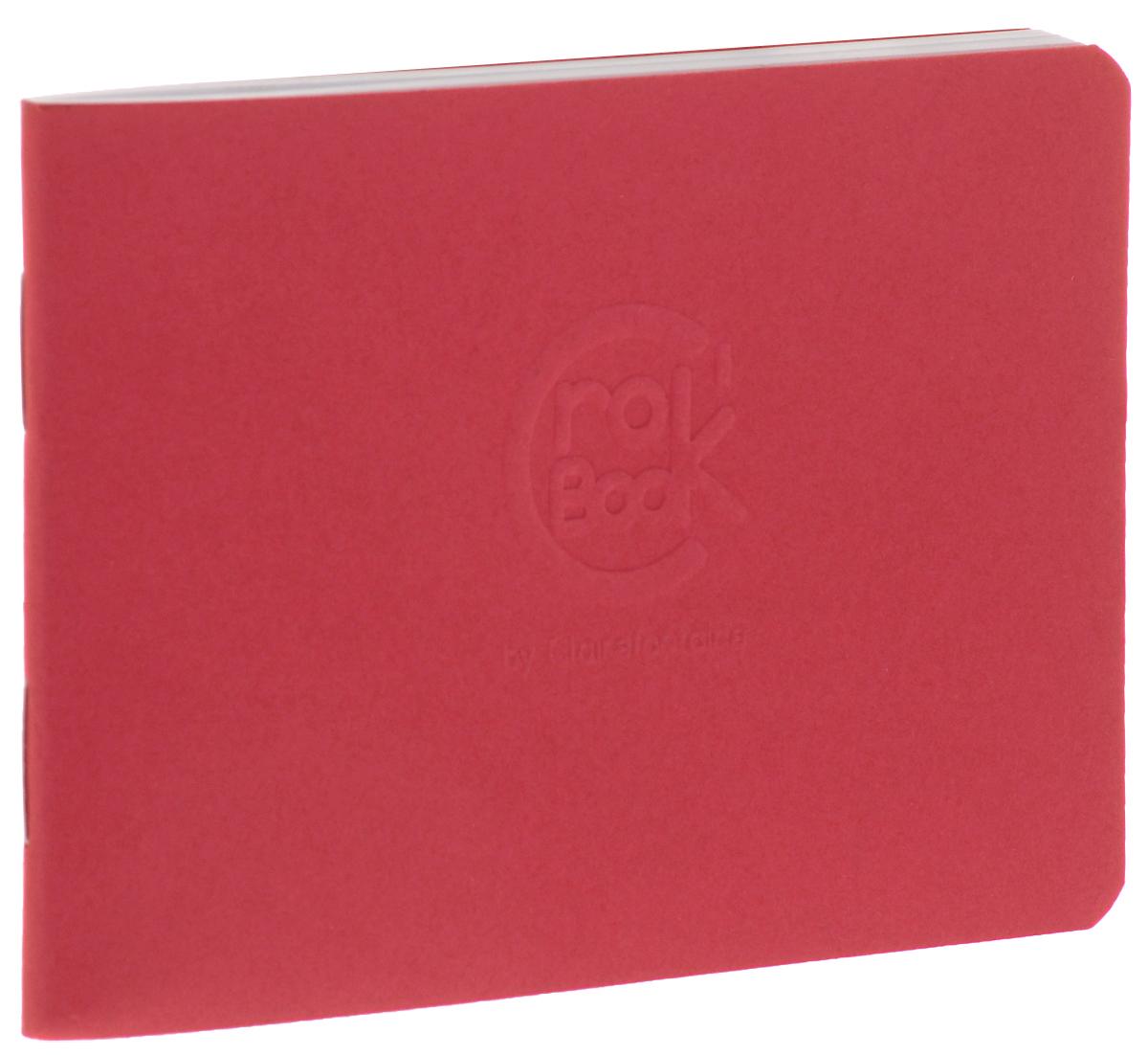 Блокнот Clairefontaine Crok Book, цвет: красный, формат A7, 24 листа6035С_красныйОригинальный блокнот Clairefontaine Crok Book идеально подойдет для памятных записей, любимых стихов, рисунков и многого другого. Плотная обложка предохраняет листы от порчи и замятия. Блокнот формата А7 содержит 24 листа.Такой блокнот станет забавным и практичным подарком - он не затеряется среди бумаг, и долгое время будет вызывать улыбку окружающих.