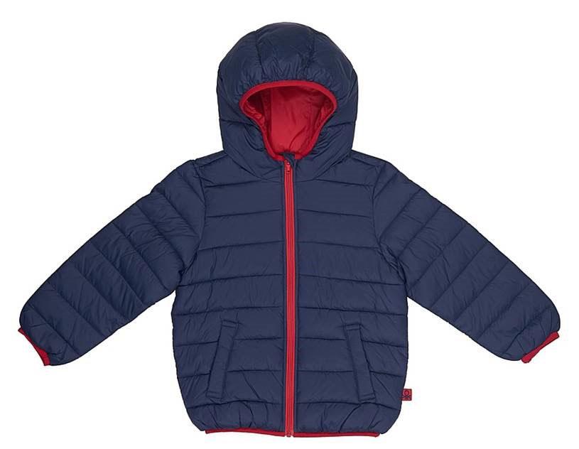 Куртка для мальчика United Colors of Benetton, цвет: синий. 2BA253AD0_13C. Размер 1302BA253AD0_13CКуртка для мальчика United Colors of Benetton выполнена из полиамида. Модель с капюшоном и длинными рукавами застегивается на застежку-молнию.