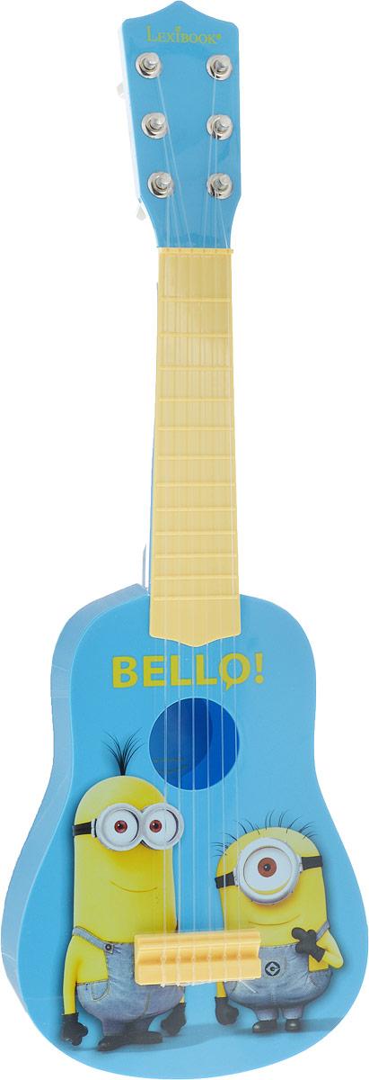 Lexibook Гитара Миньоны - Музыкальные инструменты