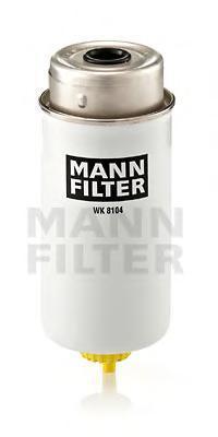 Топливный фильтр Ford Transit 2,0TDCi/2,4TDE/2,4TDCi 00-/04-WK8104