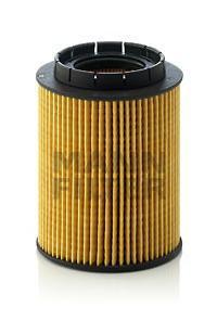 Масляный фильтроэлемент без метал. частей VW (VOLKSWAGEN) Touareg I (7L) 03-1HU9327X