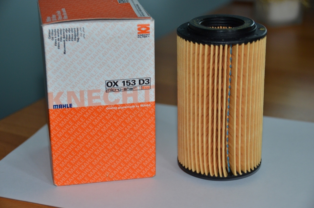 Элемент масляного фильтраOX153D3ECO