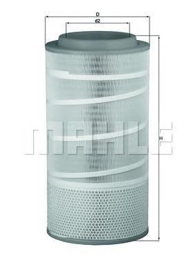 Элемент воздушного фильтраLX3030