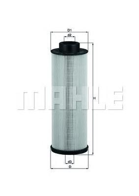 Фильтр топливный груз.авто _ERF: ECT 02- MAN:KX731D