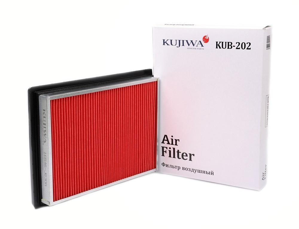 Фильтр воздушный KUB202 KUJIWA 16546JG30A NISSANKUB202