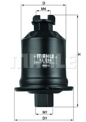 Фильтр Топливный ToyotaKL514