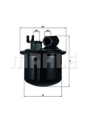Фильтр топливный ROVER 200/400/H0NDAKL183