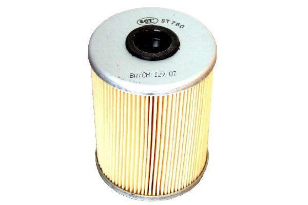 Фильтр топливный Opel Astra/Vectra C 1,7-3,0 CDTIST760
