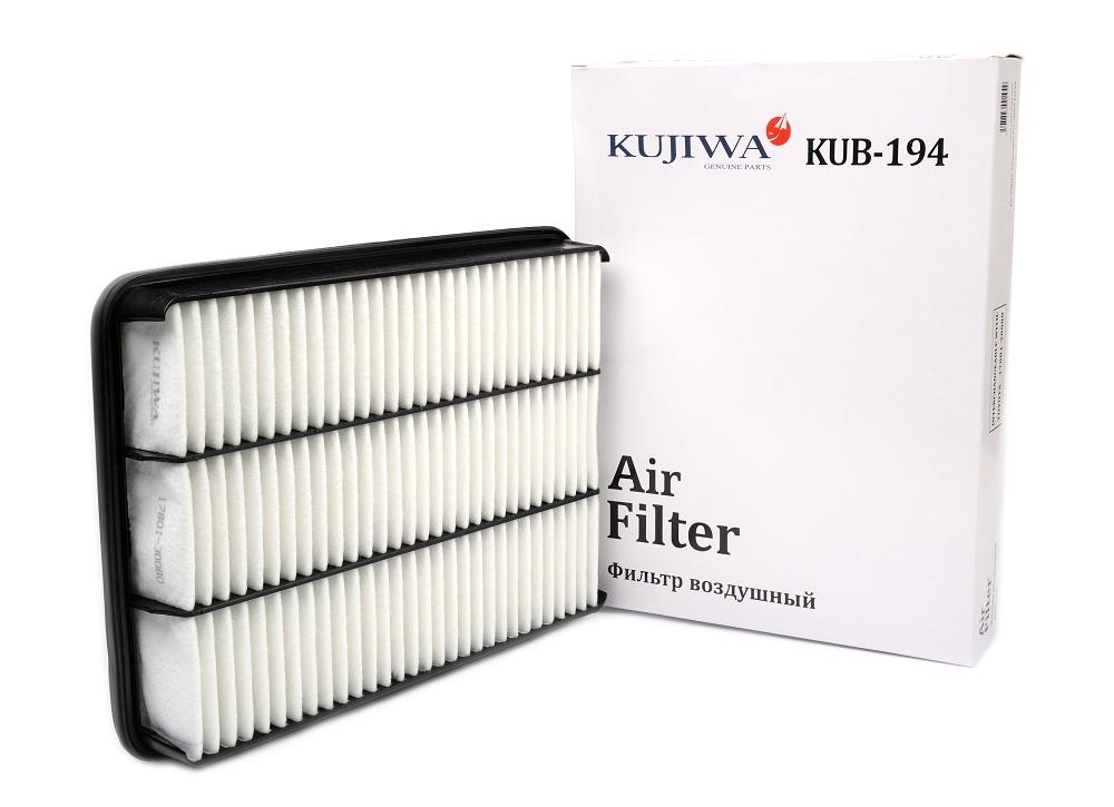 Фильтр воздушный KUB194 KUJIWA 1780130080 TOYOTAKUB194