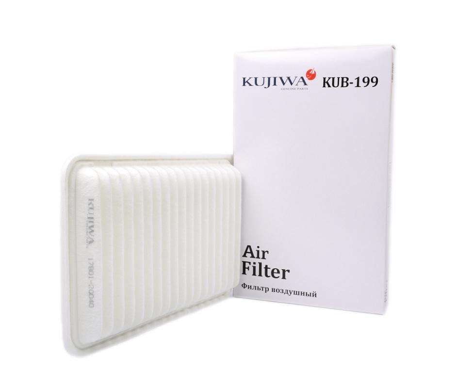 Фильтр воздушный KUB199 KUJIWA 1780120040 TOYOTAKUB199