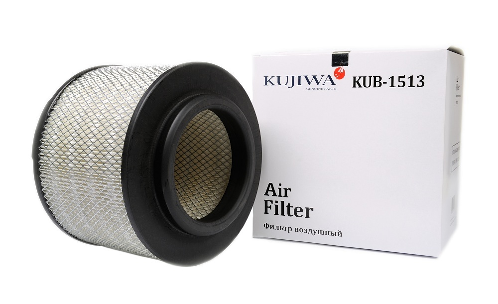 Фильтр воздушный KUB1513 KUJIWA 178010C020 TOYOTAKUB1513