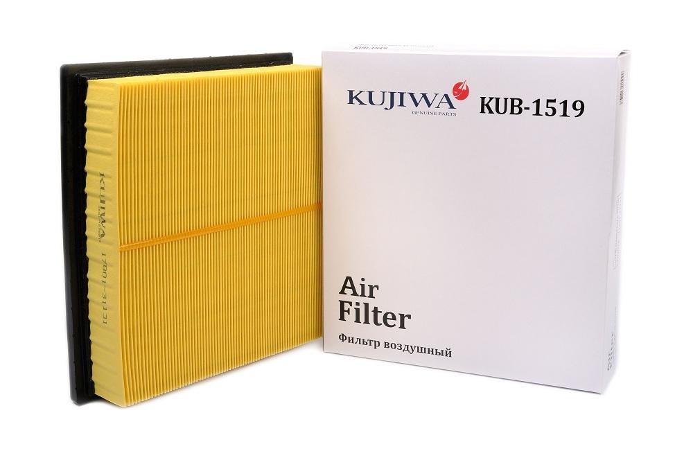 Фильтр воздушный KUB1519 KUJIWA 1780131131 TOYOTAKUB1519