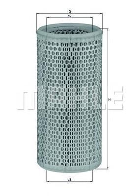 Фильтр воздушный CITROEN: XANTIA 93-98, XSARA 97-00, XSARA Break 97-00, XSARA купе 98-05, ZX 91-97,LX502