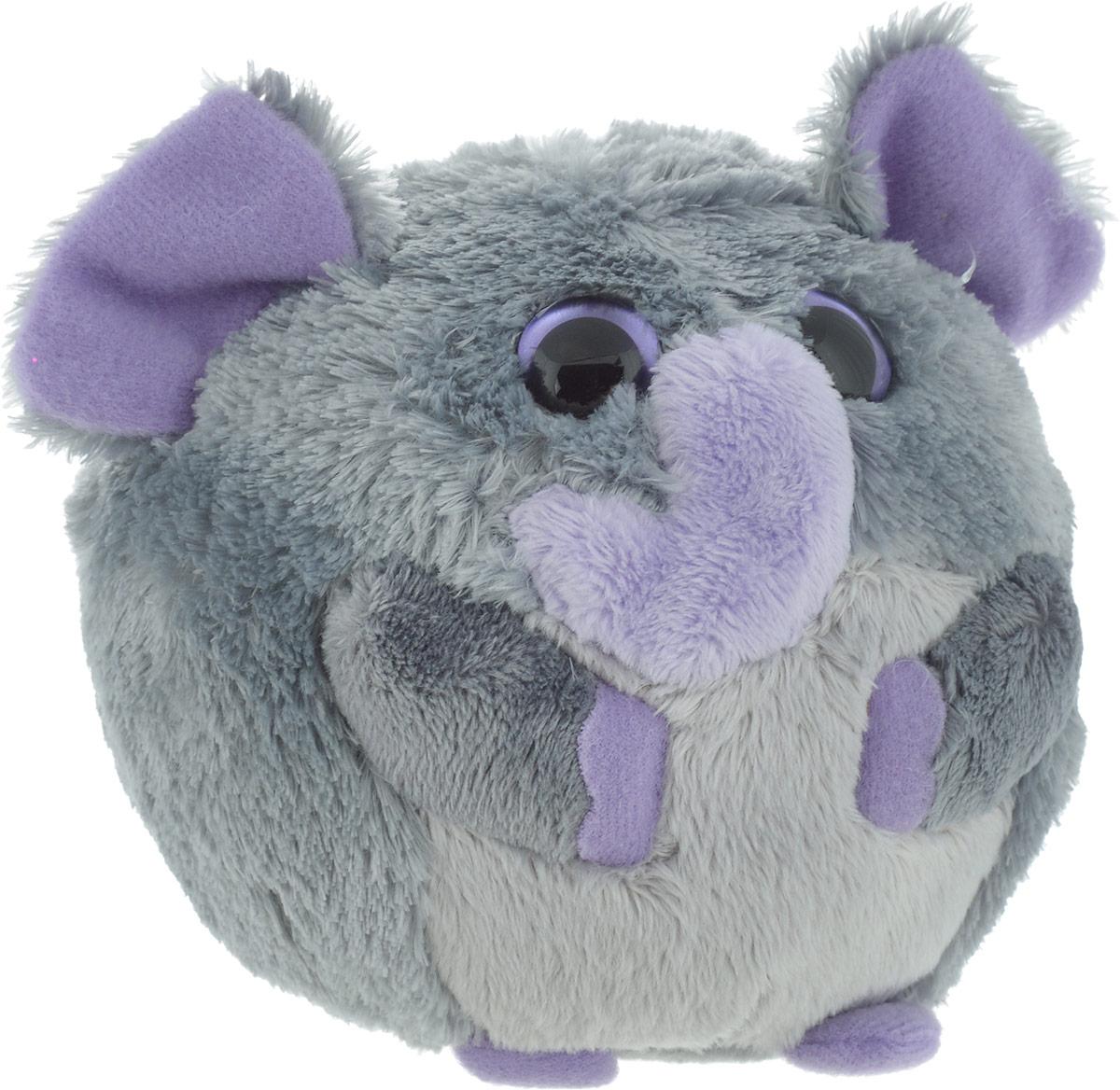 TY Мягкая игрушка Слон Thunder 10 см