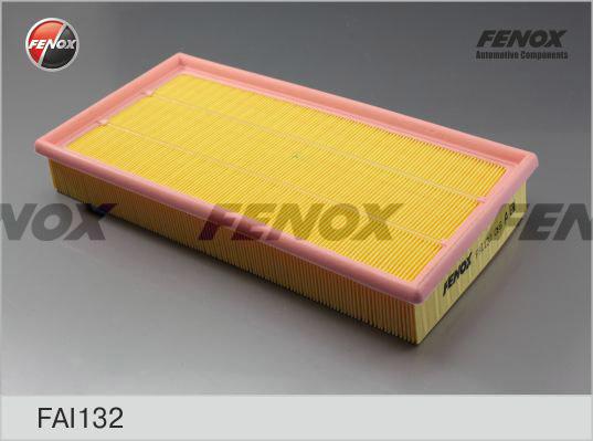 Фильтр воздушный Audi A3 96-03 1.6, 1.8, TT 98-06 1.8T; VW Bora 98-05 1.6-2.8, Golf IV 97-06 1.6-3.2FAI132