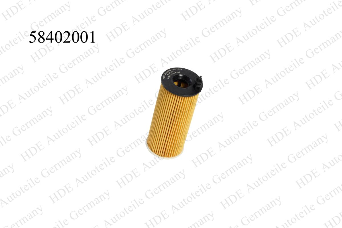 Фильтр масляный BMW E90, F01,F30, F10, X5 F15, X3 F25 diesel kfvjl f