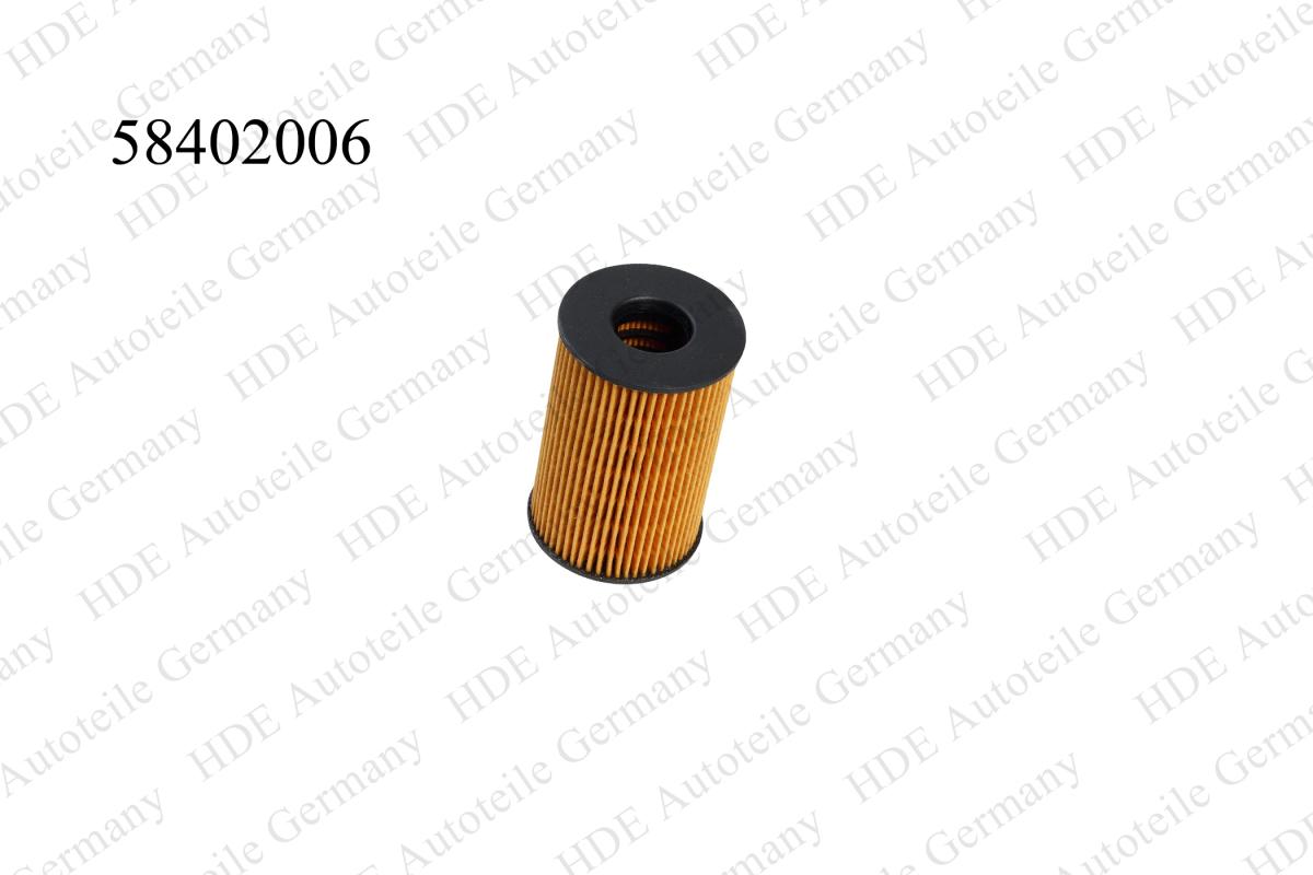 Фильтр масляный BMW F10, X5 E70, F1558402006