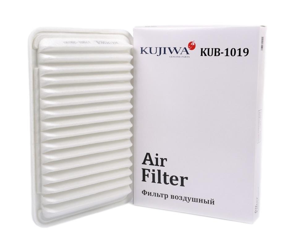 Фильтр воздушный KUB1019 KUJIWA 1780128030 TOYOTAKUB1019