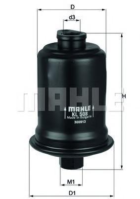 Фильтр топливный HyundaiKL508