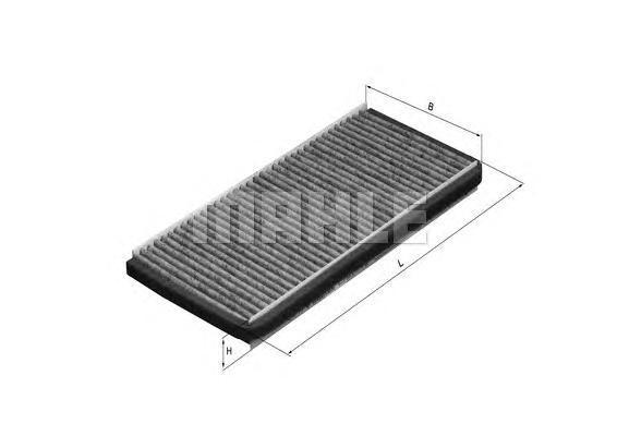 Фильтр салона (угольный) SuzukiLAK448