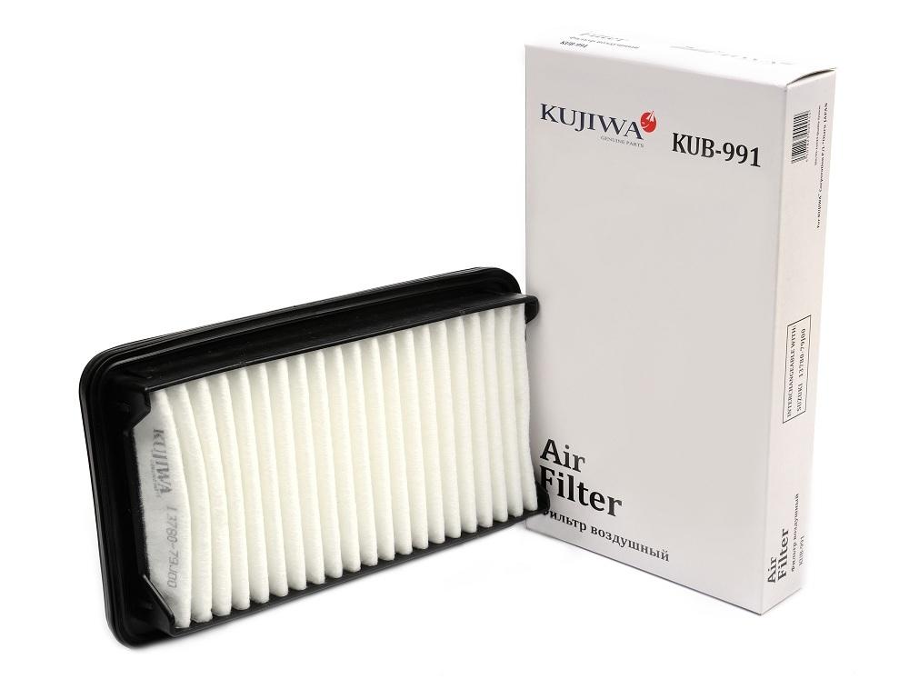 Фильтр воздушный KUB991 KUJIWA 1378079J00 SUZUKIKUB991