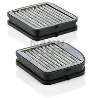 Фильтр салона (угольный) MB W210/W220/C215CUK220002
