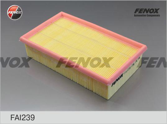 Фильтр воздушный Ford Transit 94-00 2.5TDFAI239