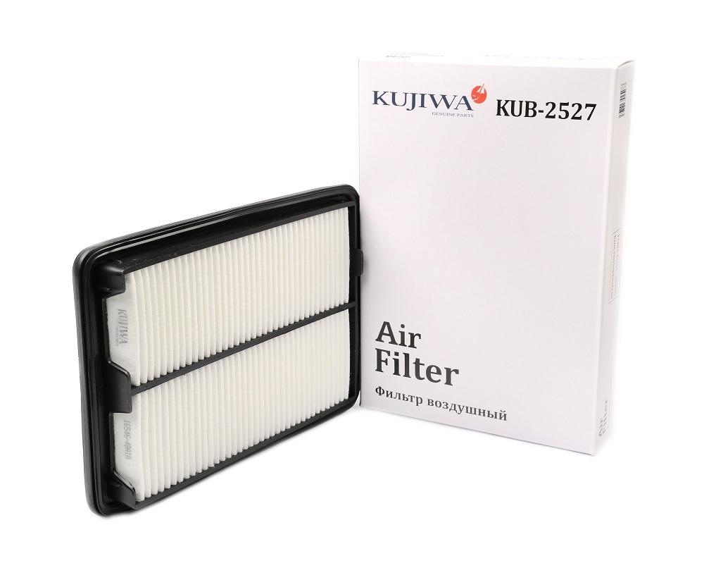 Фильтр воздушный KUB2527 KUJIWA 165464BA1A NISSANKUB2527