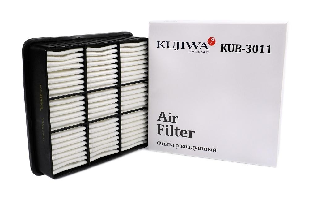 Фильтр воздушный KUB3011 KUJIWA MR552951 MITSUBISHIKUB3011